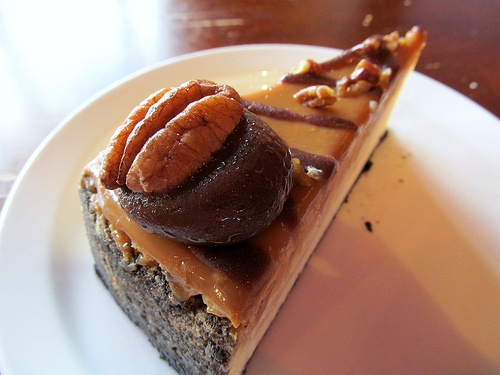 Caramel Pecan Cheesecake | Recipes to try | Pinterest
