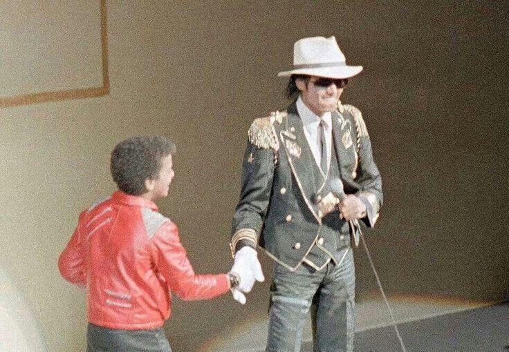 Michael Jackson and Alfonso Ribeiro   Michael Jackson RIP ...
