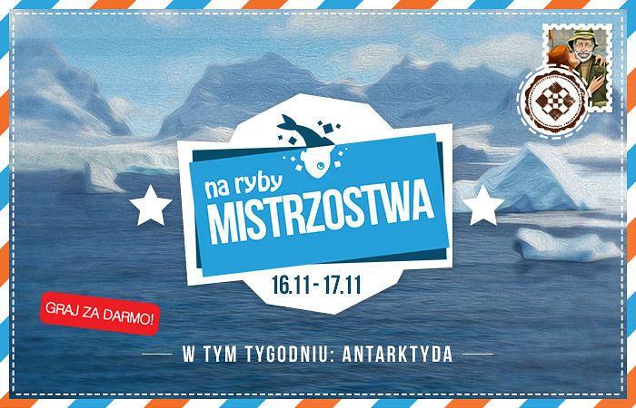 Mistrzostwa na Antarktydzie w Na Ryby http://grynank.wordpress.com