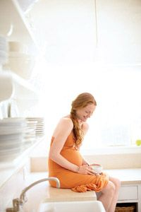 10 rules to eat by for pregnancy
