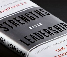 As you read Strengths Based Leadership, you'll hear firsthand accounts from some of the most successful organizational leaders in recent history, from the founder of Teach For America to the president of The Ritz-Carlton, as they discuss how their unique strengths have driven their success. To help you apply your own strengths, you'll have the opportunity to participate in a new leadership version of Gallup's StrengthsFinder program that will provide you with specific strategies for leading with your top five strengths.  GET INSPIRED: Go get this book!