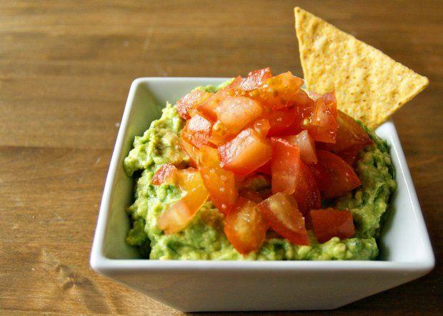 Best Basic guacamole | Appe -'TEASERS' | Pinterest