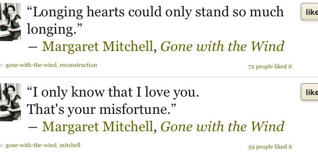 Gone With The Wind Quotes Tara