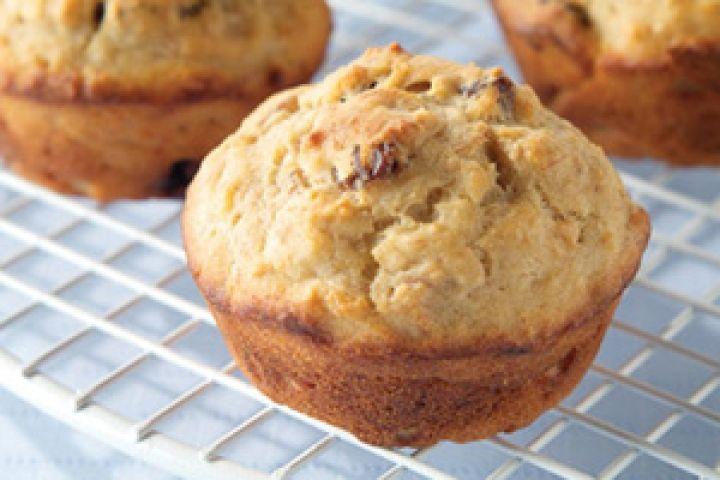 Shredded wheat muffins | Breakfast | Pinterest