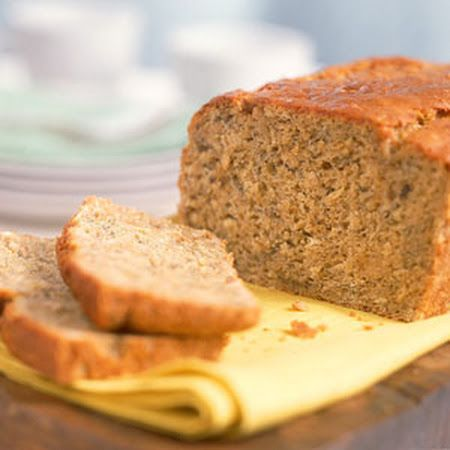 Banana-Oatmeal Bread Recipe | Breakfast and breads | Pinterest