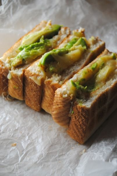 grilled cheese avocado. Looks fantastic! I'm trying this tonight ...