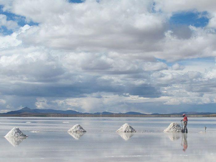 Salar of Uyuni - Salt Desert, Bolivia | Nature | Pinterest