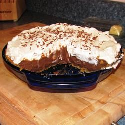 Chocolate Cream Pie I Allrecipes.com