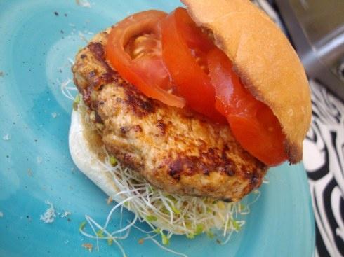 Best Turkey Burger Recipe | Favorite Recipes | Pinterest