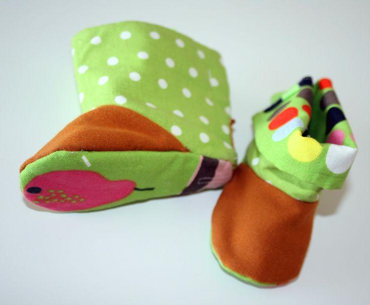Tuto patron gratuit  bottes bébe 2 hauteurs bottines bottes. Free How to make baby boots