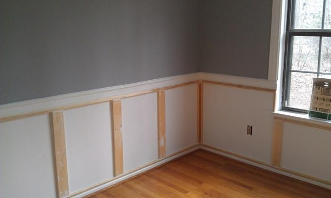 dining room ideas wainscoting new house pinterest