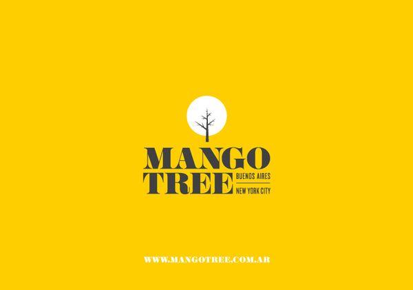 Branding - Mango Tree by Lia Martini, via Behance