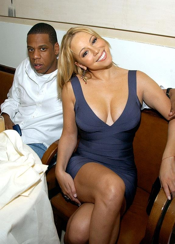 Mariah and Jay-Z | Mariah Carey...#POW | Pinterest Jayz
