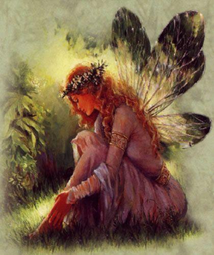 Mystical Fairies Or Angels