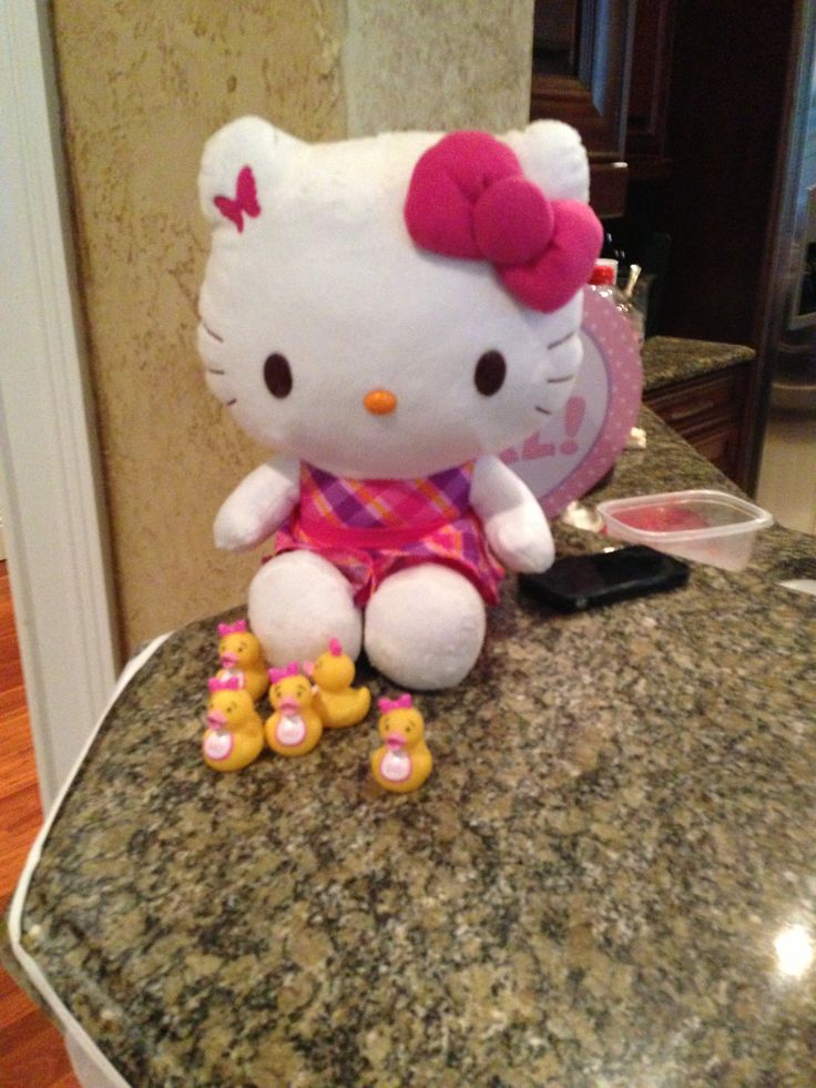 hello kitty baby shower decorations baby pinterest