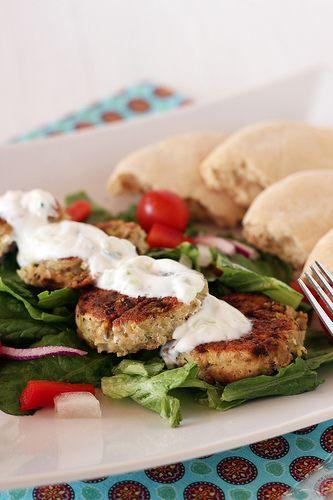 Greek Turkey Meatballs with Tzatziki Sauce 2 by SunnySideUpSD, via ...
