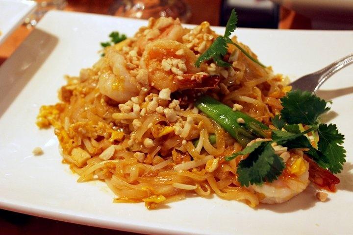 pad thai! | the good son | Pinterest