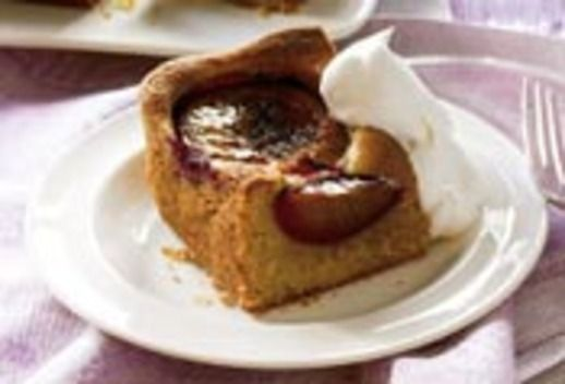 Baking with Dorie: Dimply Plum Cake | Recipe