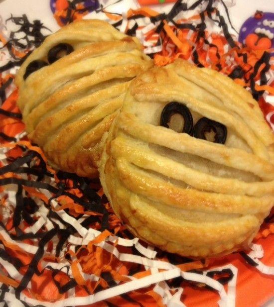 halloween food ideas meringue