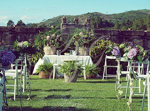 Decoracion Rustica Para Boda ~ Decoraci?n r?stica para bodas #deco #boda #rustica  flower power