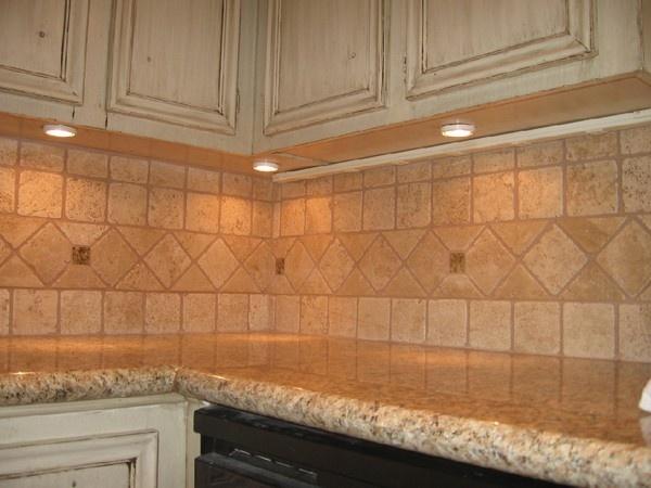 Beautiful tile backsplash kitchens pinterest - Beautiful kitchen backsplashes ...