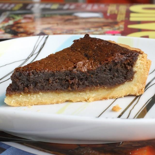 Coffee Fudge Tart | Sweets | Pinterest