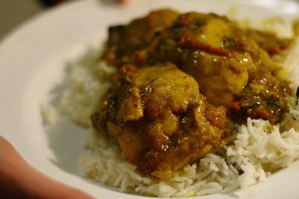 Trinidadian Chicken Curry | Yummy! | Pinterest