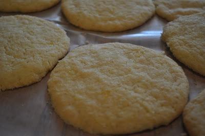Giant Lemon Sugar Cookies | Cookies, Bars & Brownies | Pinterest