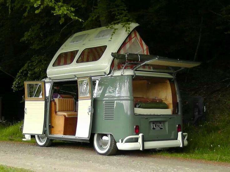 vw van rv life baby camper lust pinterest. Black Bedroom Furniture Sets. Home Design Ideas