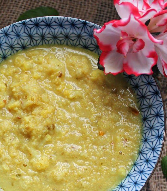 curry-cumin roasted cauliflower soup | ! A Permanent Health Kick ...