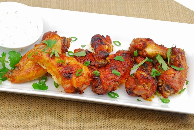 Chicken Wings 3 Ways - Spicy, Sweet and Tangy