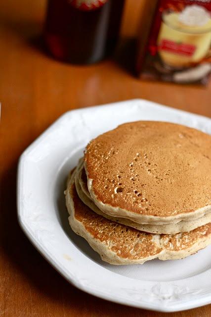 Eggnog Pancakes | Breakfast | Pinterest