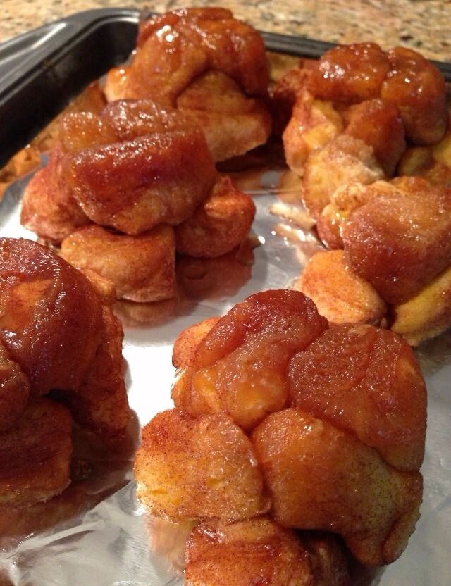 Monkey Bread Muffins | Recipes | Pinterest
