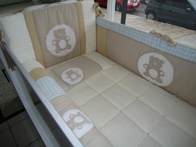 Kit Berço para decorar quarto de bebê22