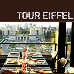 Restaurant 58 tour eiffel paris vive le france pinterest - Restaurant le 58 tour eiffel ...