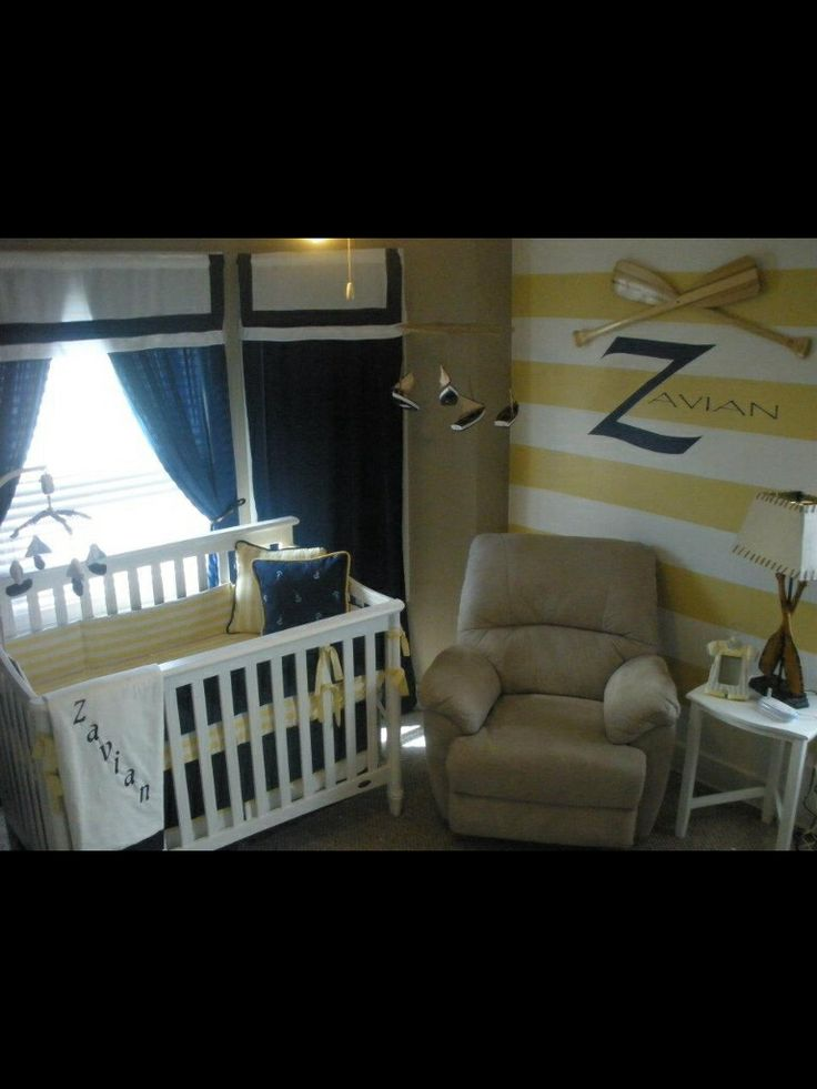 Babys Room Nautical Theme