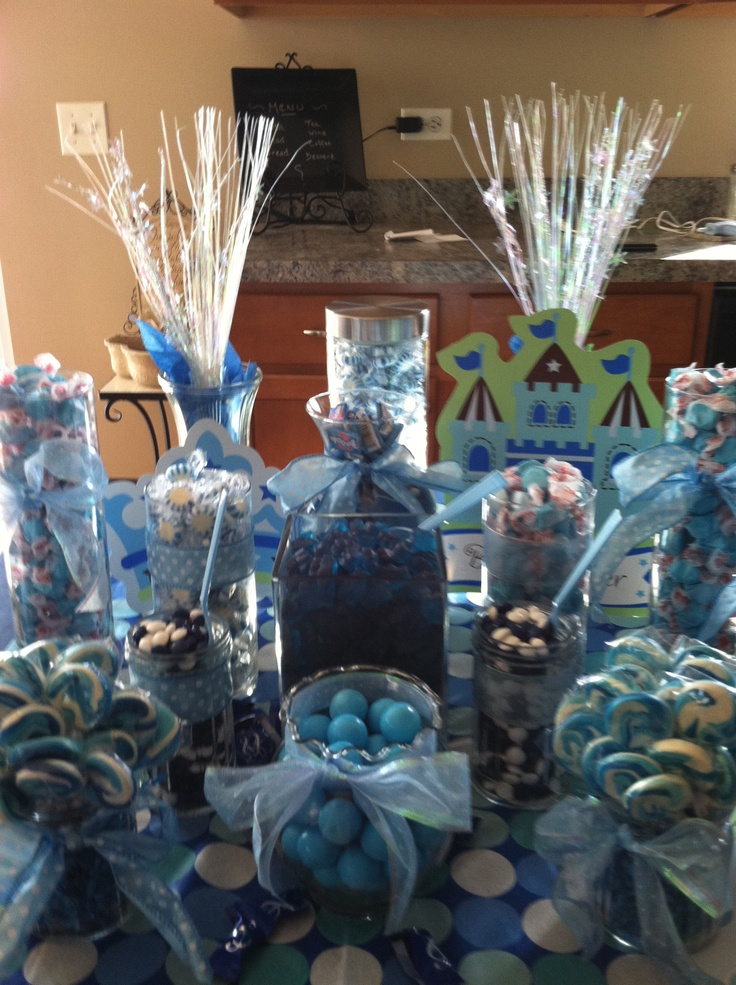 Baby shower party pinterest baby shower party - Popular boy baby shower themes ...