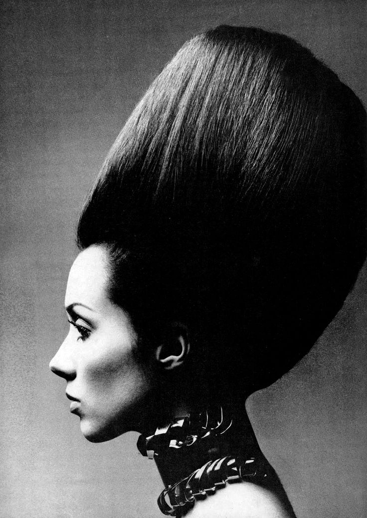 By Barry Lategan Vogue Italia, 1970.