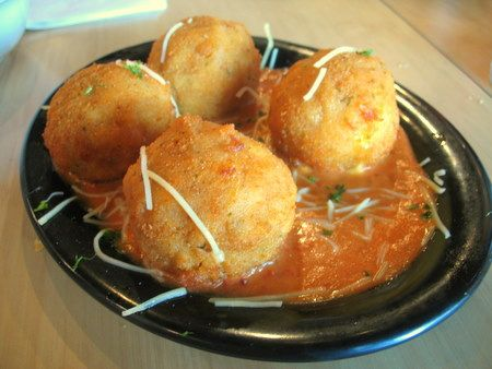 deep fried mac amp cheese balls i think i don t even care if these ...