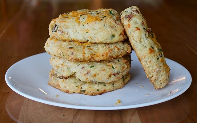 cheese, and bacon biscuits | Food, Food, Food | Pinterest