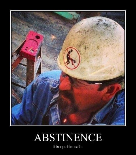 aa and abstinence
