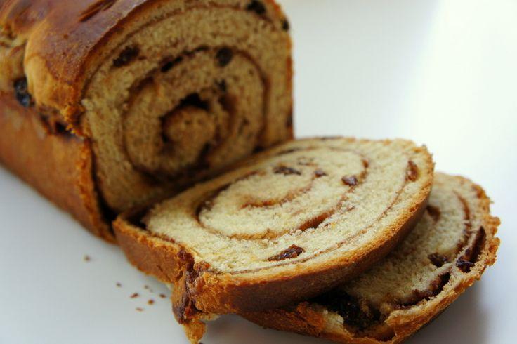 best cinnamon raisin bread recipe EVER | Bread Recipes | Pinterest