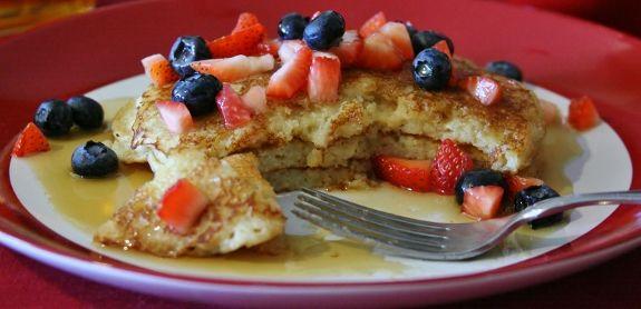 Gluten-free Buttermilk Pancakes | Gluten be gone! | Pinterest