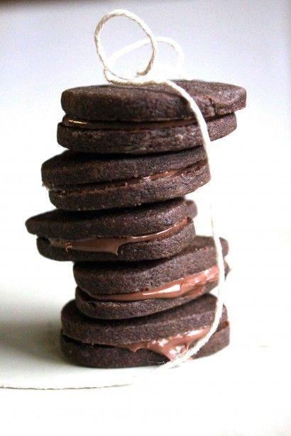 Cocoa Hazelnut Shortbread with Nutella | Tasty Kitchen: A Happy Recipe ...