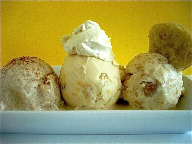 banana cream pie ice cream sundae | Ice Cream & Frozen Treats | Pinte ...