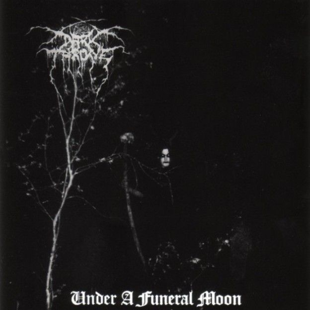 Under A Funeral Moon by Darkthrone Under A Funeral Moon