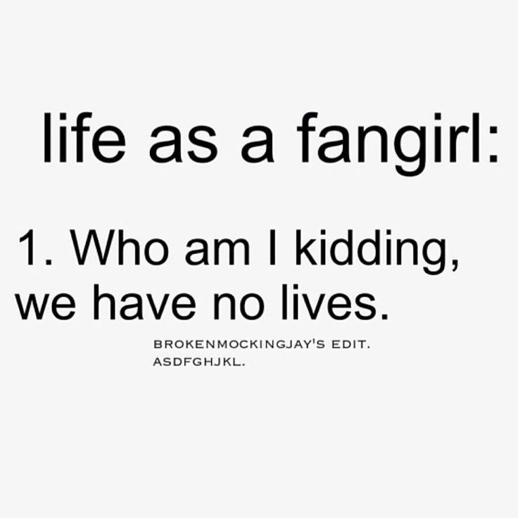 Image result for fangirl quotes