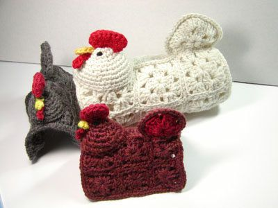 Free Crochet Pattern Rooster Pot Holder : CROCHET ROOSTER POT HOLDER ? Only New Crochet Patterns