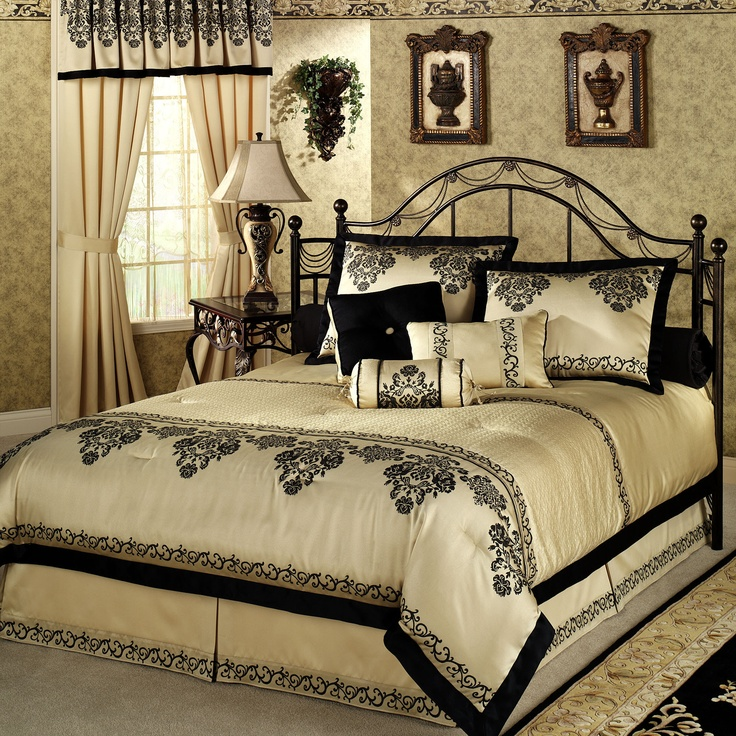 Camelot Comforter Set Gold My Dream Room Pinterest