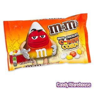 white chocolate candy corn m amp m s halloween candy they are so ...